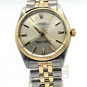 Rolex Oyster Perpetual Men's Watch